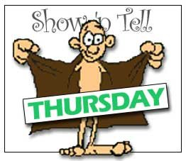 show 'n tell thursday logo