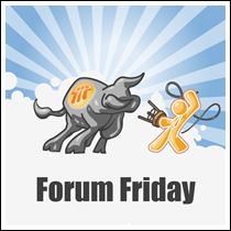 Forum Friday - Bull and guy